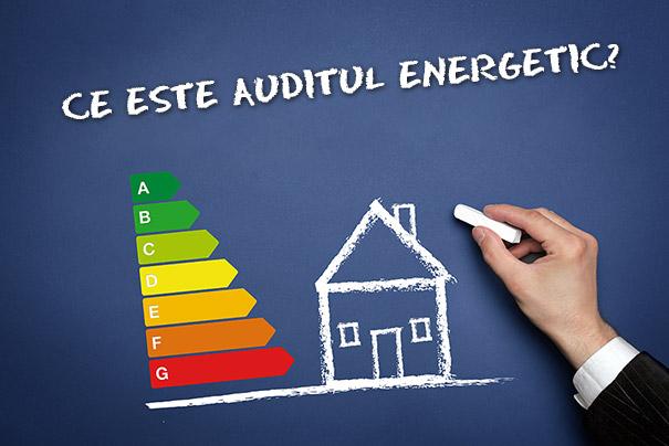audit energetic cladire